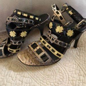 "4"" heel sandal"